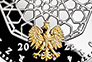 600 years of Polish-Turkish diplomatic relations, 20 zł, obverse detail