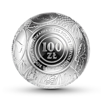 100th Anniversary of Regaining Independence by Poland, 100 zł