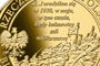 100th Anniversary of the Birth of Saint John Paul II, 500 zł, obverse detail