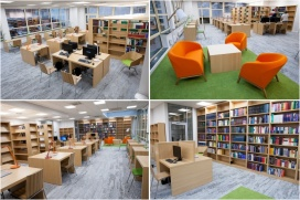 The Central NBP Library